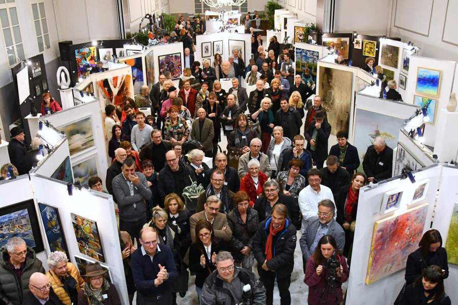 exposition photo au salon des beaux arts de Thionville