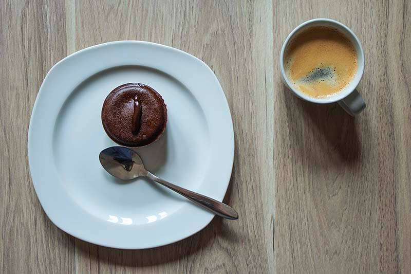 photo café gourmand et dessert